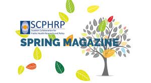 SCPHRP Spring magazine 2016