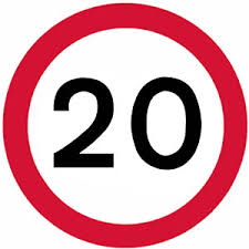 20 mile