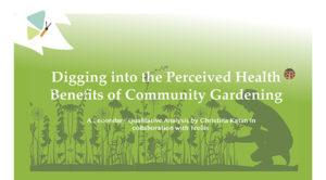 Health Benefits of Community Gardening cover2